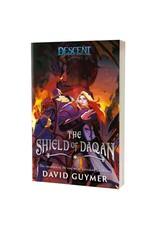 Asmodee Descent: The Shield of Daqan (Novel)