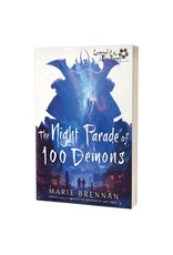 Asmodee Legend of the Five Rings: The Night Parade of 100 Demons (Novel)