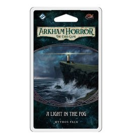 Fantasy Flight Games Arkham Horror LCG: A Light in the Fog Mythos Pack