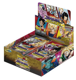 Bandai PREORDER: Unison Warriors - Dragon Ball Super  - Set 4 [B13] Booster box