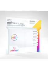 Gamegenic MATTE Prime Sleeves: White