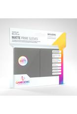 Gamegenic MATTE Prime Sleeves: Gray