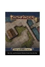 Paizo Pathfinder RPG: Flip-Mat - City Sites Multi-Pack