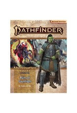 Paizo Pathfinder 2E Adventure Path: Abomination Vaults 1 - Ruins of Gauntlight