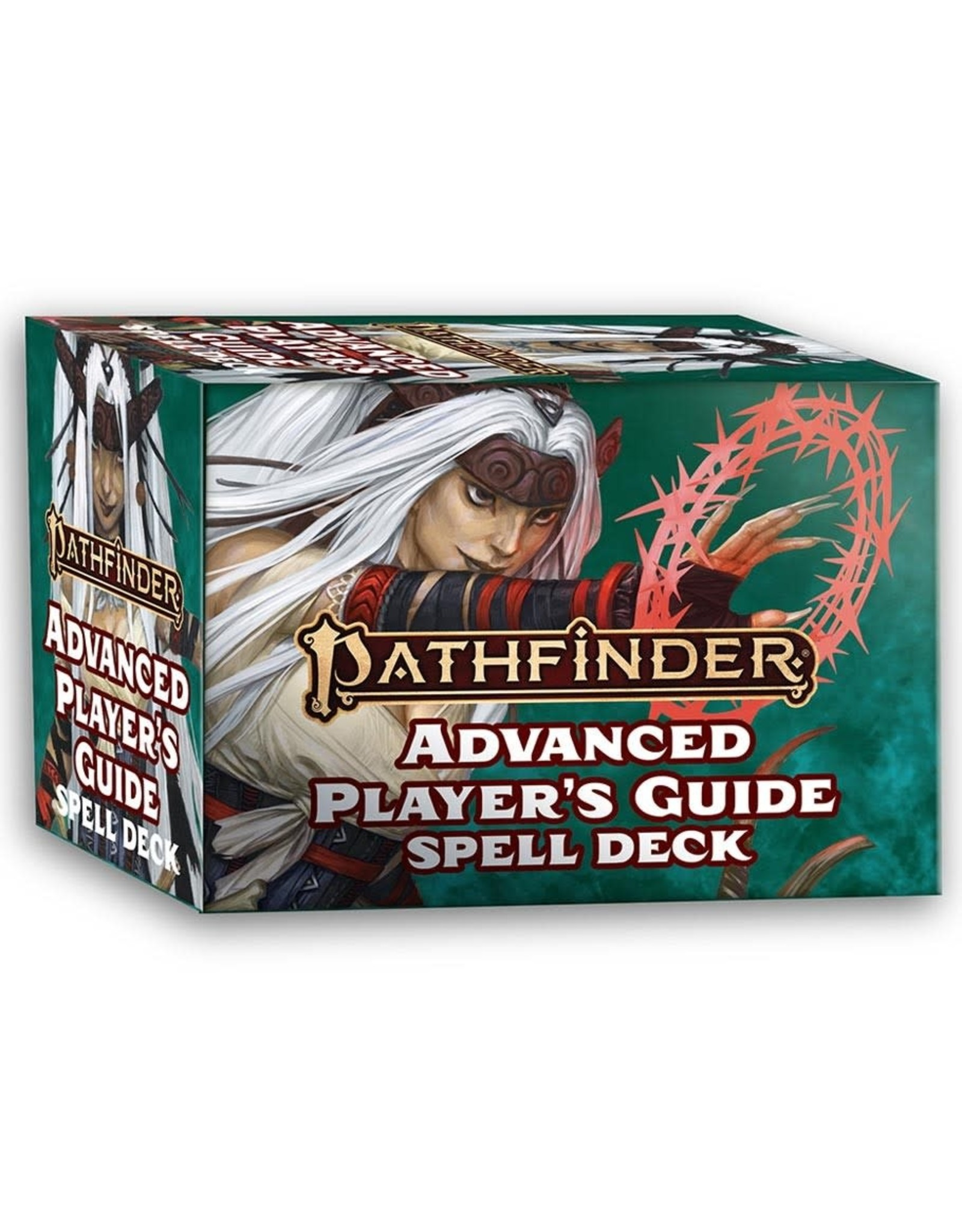 Paizo Pathfinder 2E: Spell Cards - Advanced Player's Guide