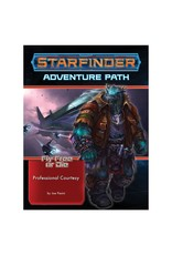 Paizo Fly Free or Die 3 - Professional Courtesy: Starfinder Adventure Path