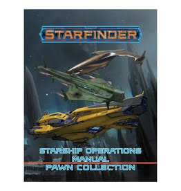 Paizo Starfinder Pawns:  Starship Operations Manual Pawn Collection