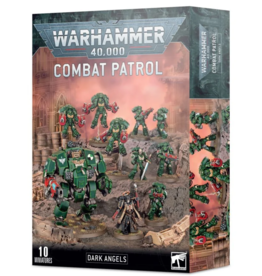 Games Workshop 40K Dark Angels  Combat Patrol