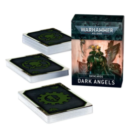 Games Workshop 40K Dark Angels Datacards (9th)