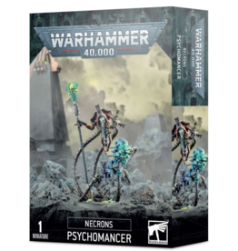 Games Workshop 40K Necrons Psychomancer