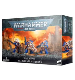 Games Workshop 40K: Space Marines Primaris Bladeguard Veterans