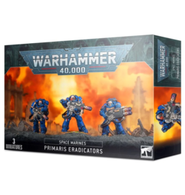 Games Workshop 40K: Space Marines Primaris Eradicators