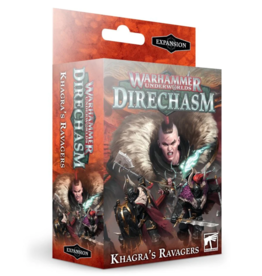 Games Workshop Warhammer Underworlds: Khagra's Ravagers
