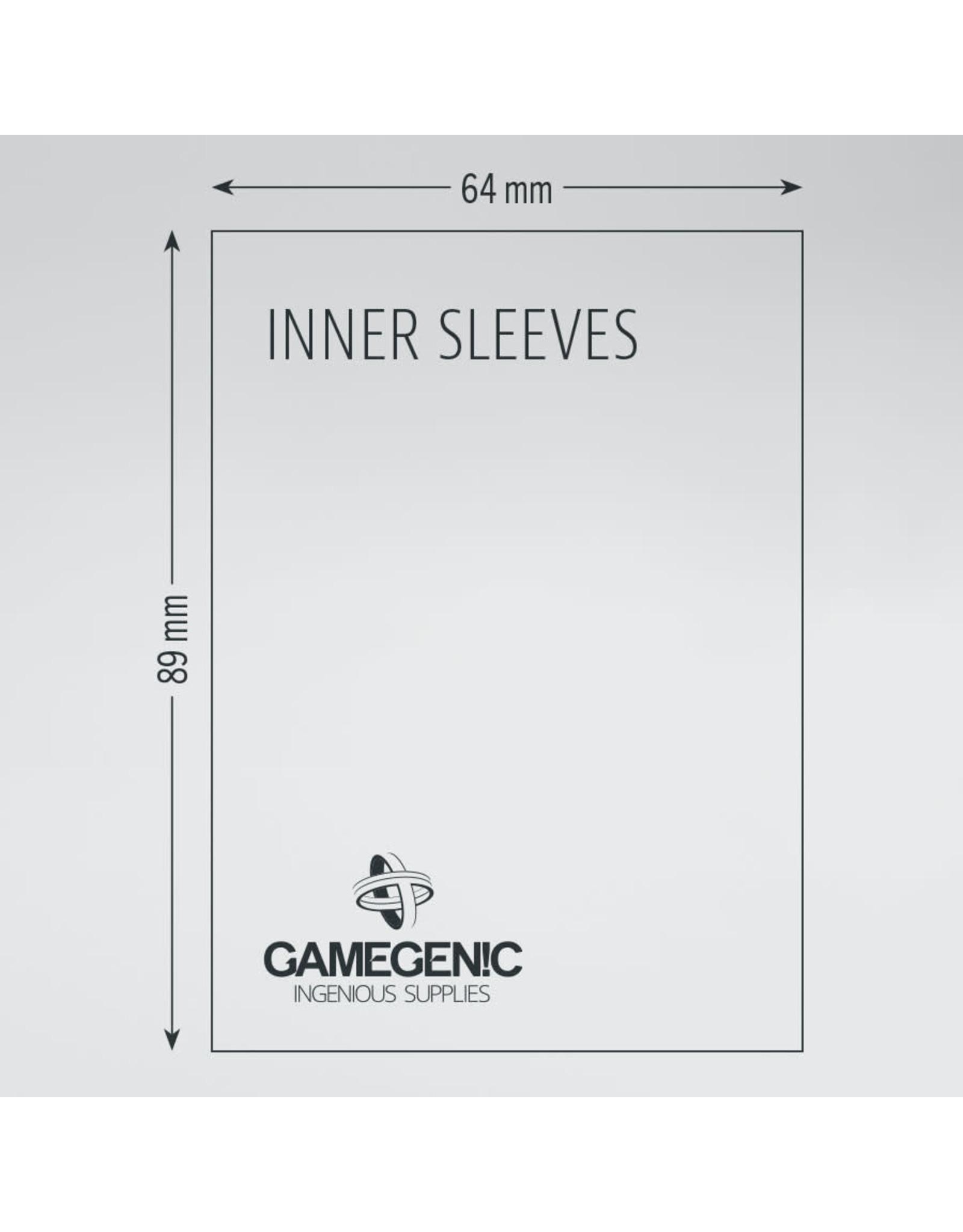 Gamegenic Inner Sleeves