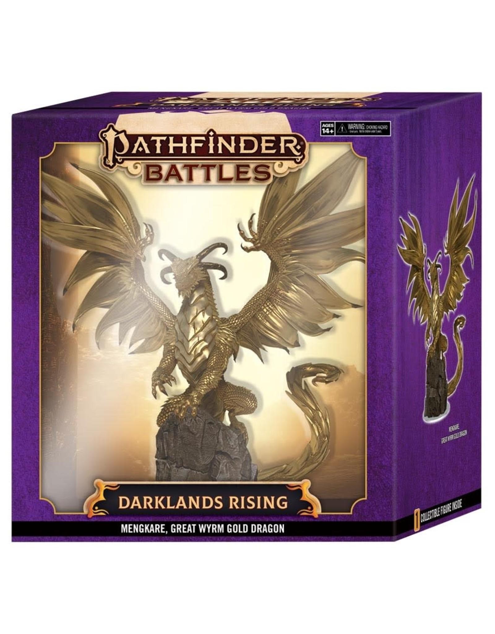 Wizkids Pathfinder Battles: Premium Figure Mengkare, Great Wyrm