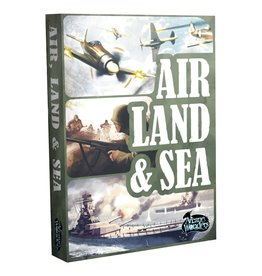 Arcane Wonders Air, Land & Sea: Revised Edition