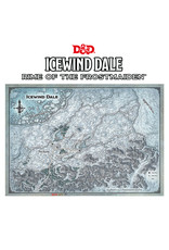 GaleForce Nine D&D 5th Edition: Icewind Dale Map