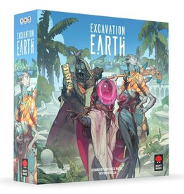 Asmodee Excavation Earth
