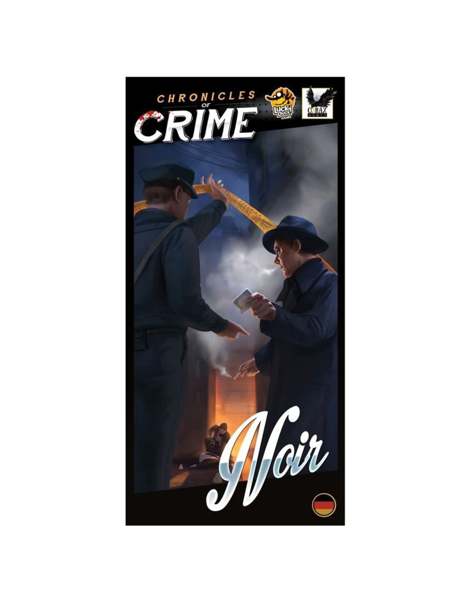 Lucky Duck Games Chronicles of Crime: Noir