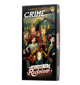 Lucky Duck Games Chronicles of Crime: Welcome to Redview