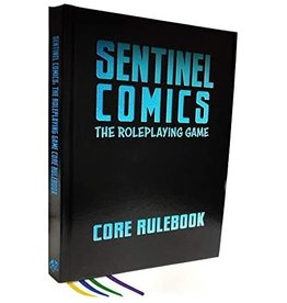 Greater/Than/Games Sentinel Comics RPG: Core Rulebook Special Edition