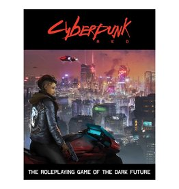 R. TALSORIAN GAMES Cyberpunk Red Core Rulebook