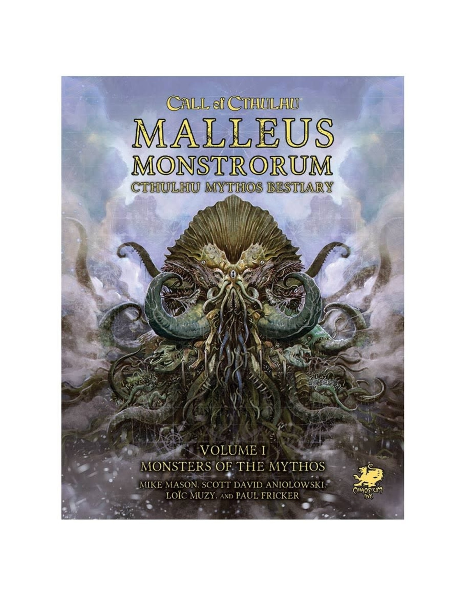 Chaosium Inc. Call of Cthulhu RPG 7E: Malleus Monstrorum Mythos Bestiary Set