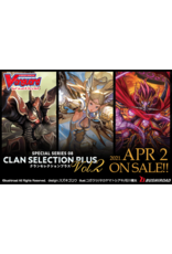 Bushiroad PREORDER: Clan Selection Plus Volume Two - Cardfight!! Vanguard
