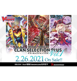 Bushiroad Clan Selection Plus Volume One - Cardfight!! Vanguard