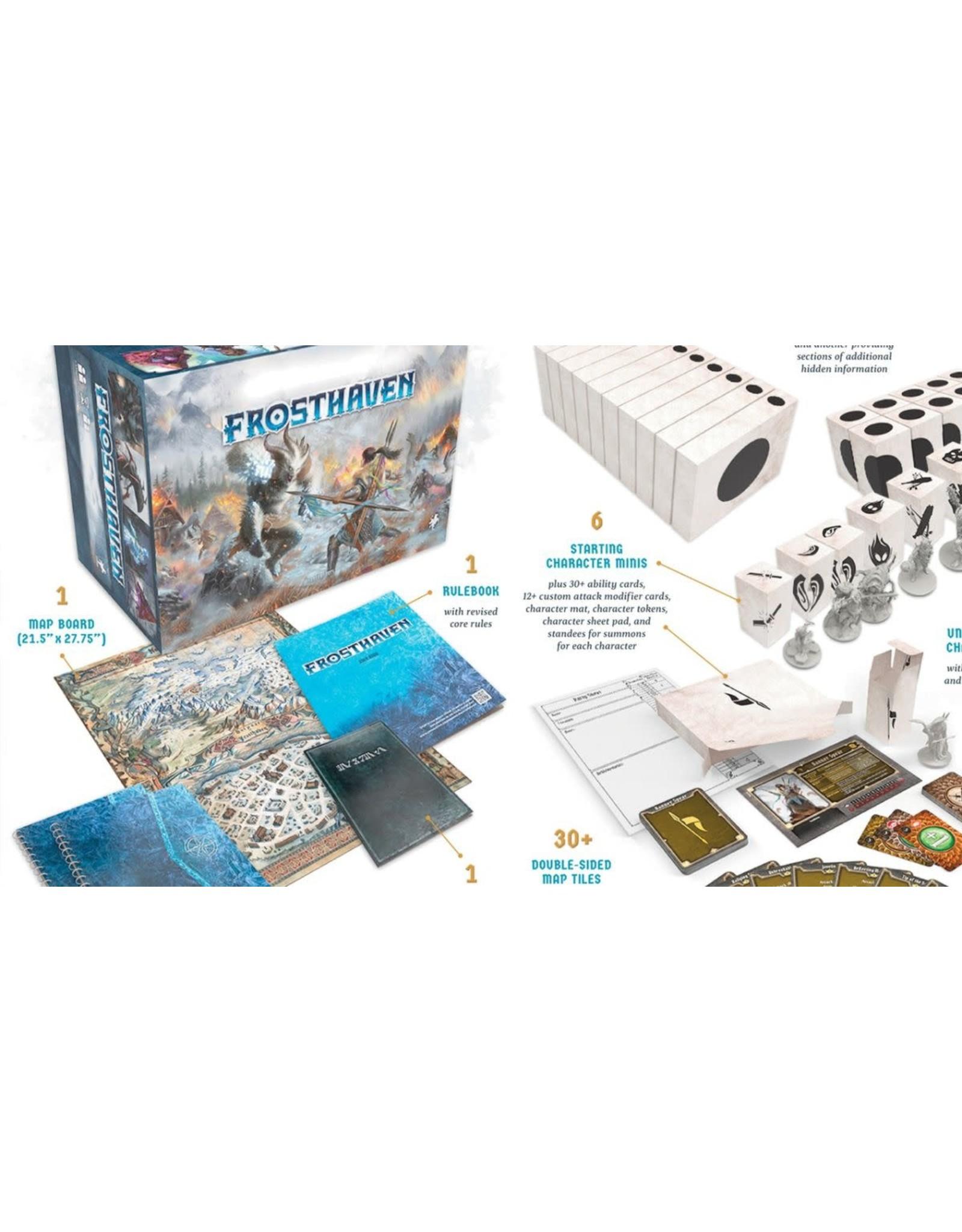 Cephalofair Games PREORDER: Frosthaven