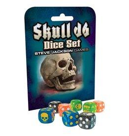 Steve Jackson Games Skull d6 Dice set