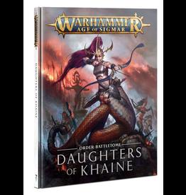 Games Workshop Battletome: Daughters of Khaine (ENG) - Age of Sigmar