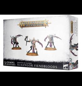 Games Workshop Hedonites - Slaangor Fiendbloods - Age of Sigmar