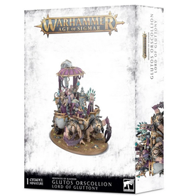 Games Workshop Glutos Orscollion Lord of Gluttony - Age of Sigmar