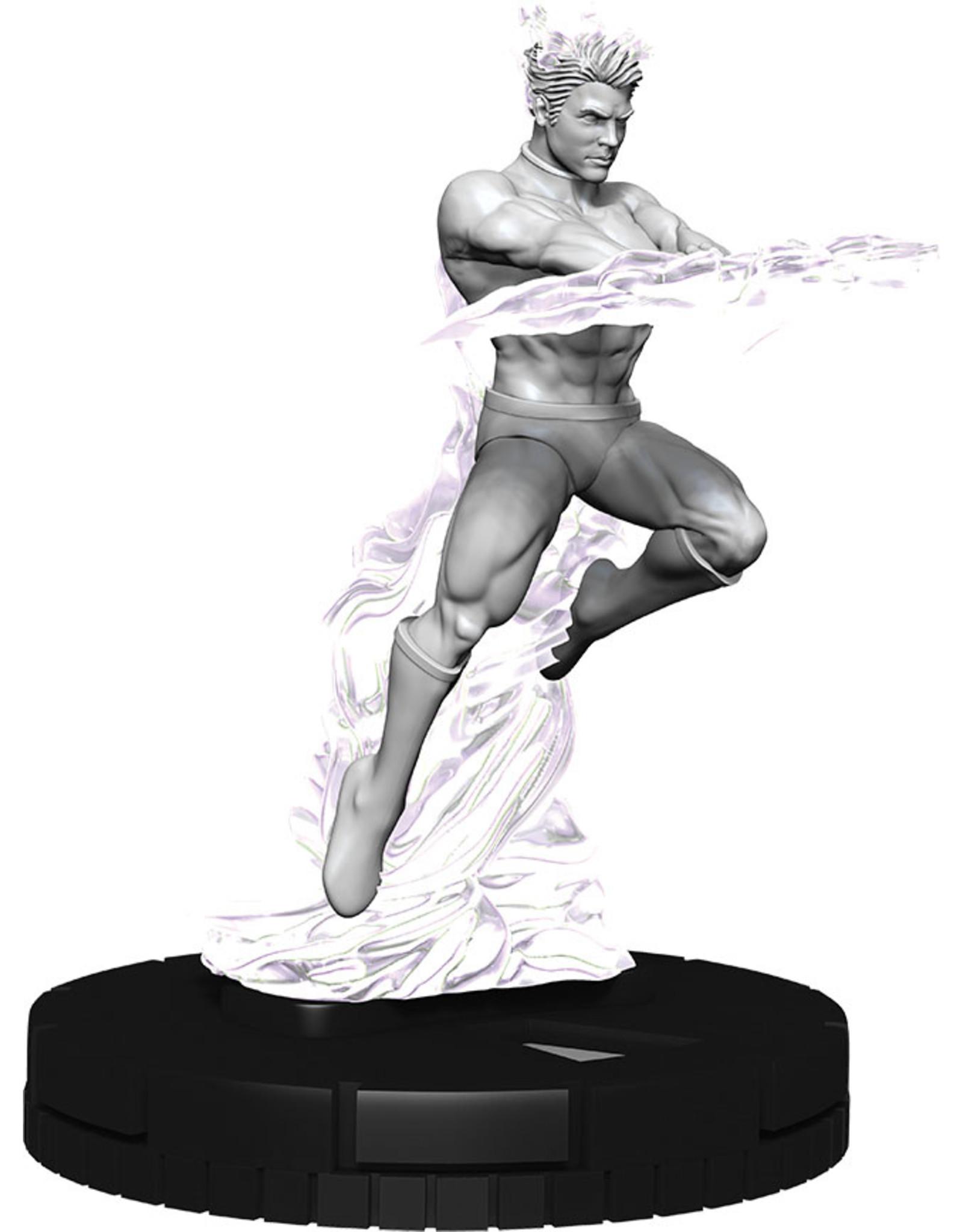 Wizkids Marvel Heroclix: Human Torch - Deep Cuts Unpainted Miniatures