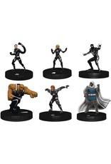 Wizkids Fantastic Four Future Foundation Fast Forces - Marvel Heroclix