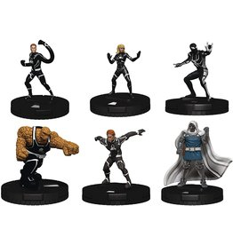 Wizkids Fantastic Four Future Foundation Fast Forces - Marvel Heroclix
