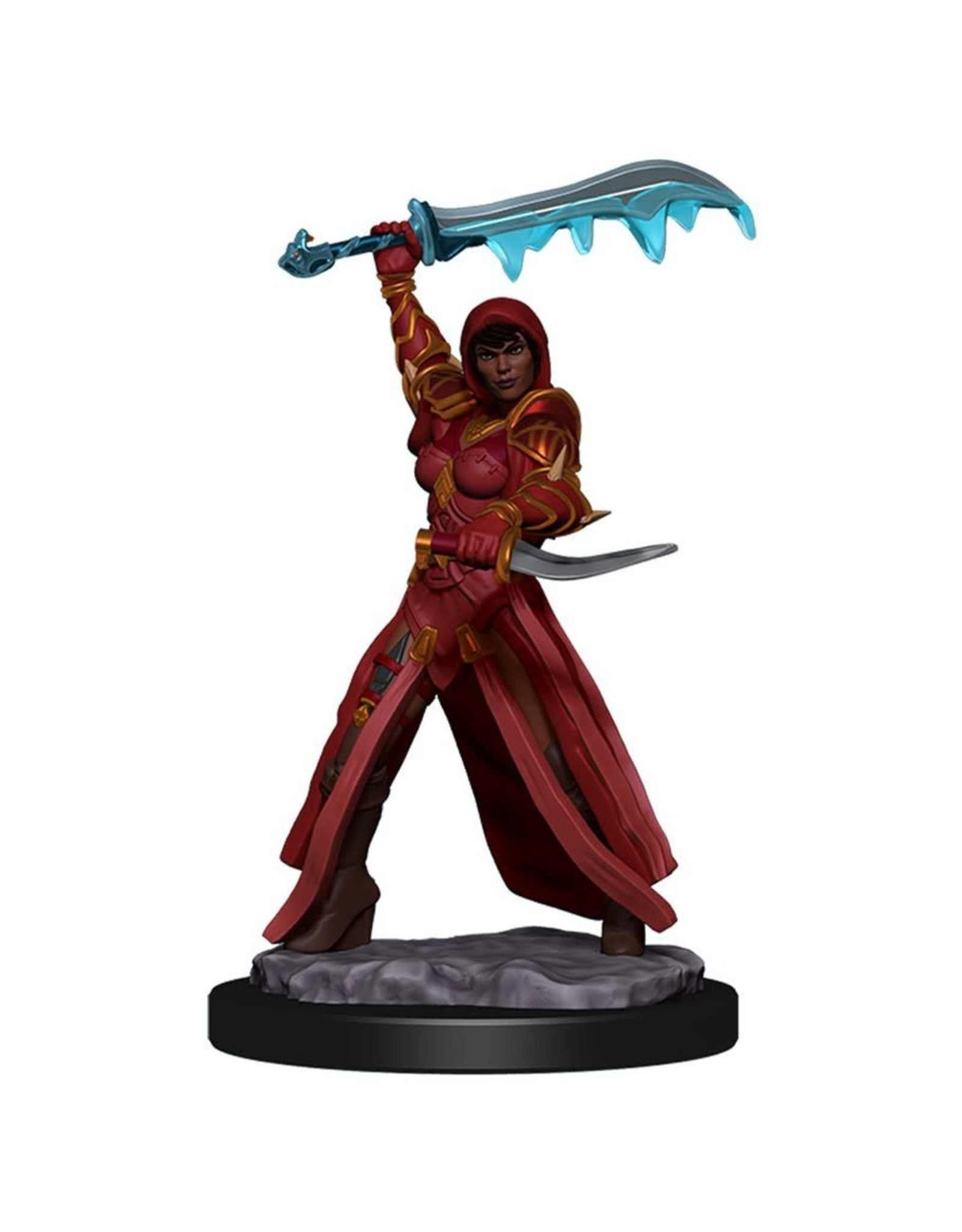 Wizkids Human Rogue Female W5 Icons of the Realms Premium Figures - D&D Minis