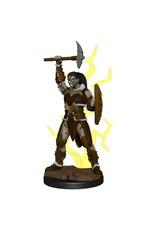 Wizkids Goliath Barbarian Female W5 Icons of the Realms Premium Figures - D&D Minis