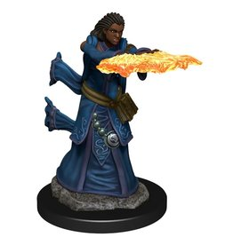 Wizkids Human Wizard Female W5 Icons of the Realms Premium Figures - D&D Minis