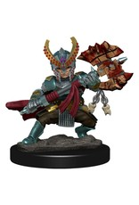 Wizkids Halfling Fighter Female W5 Icons of the Realms Premium Figures - D&D Minis