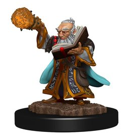 Wizkids Gnome Wizard Male W5 Icons of the Realms Premium Figures - D&D Minis