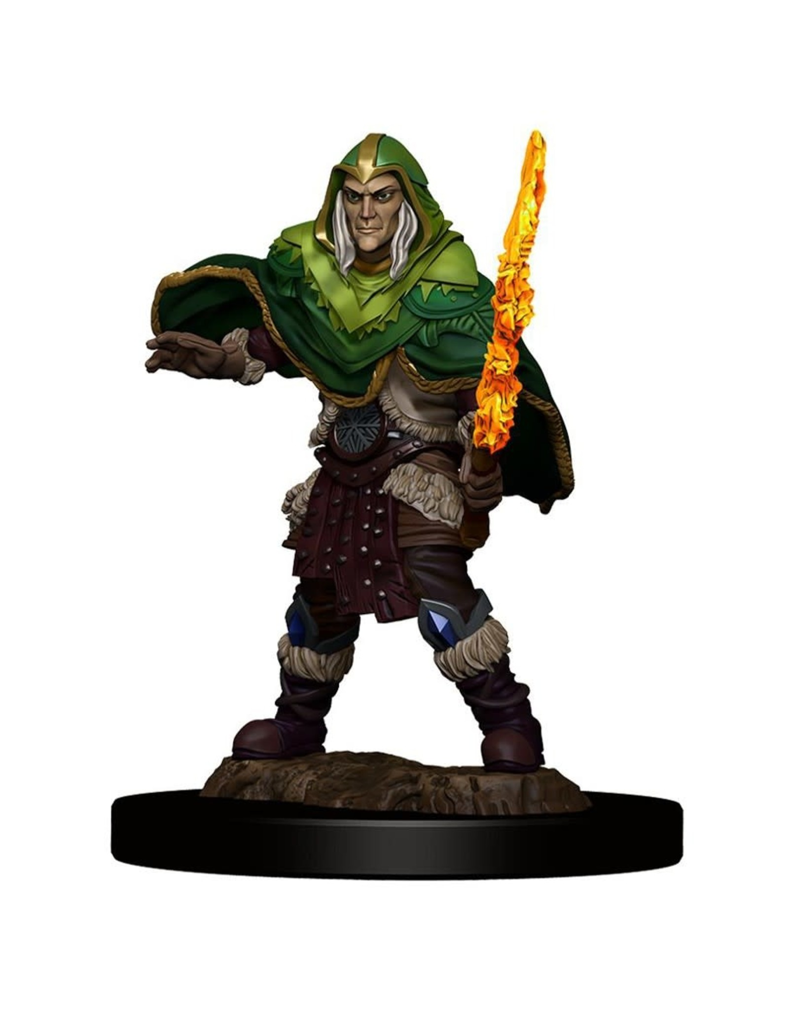 Wizkids Elf Fighter Male W5 Icons of the Realms Premium Figures - D&D Minis