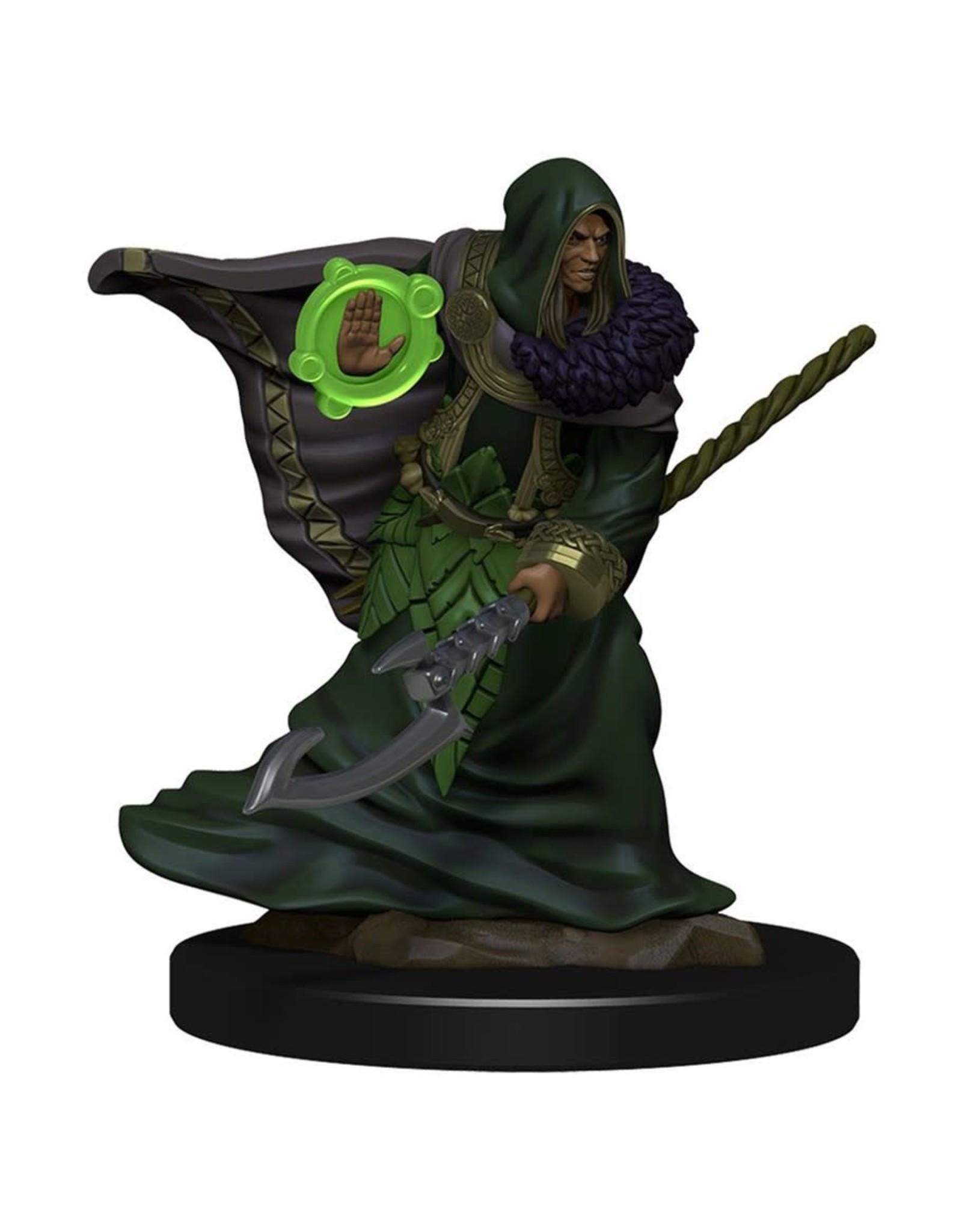 Wizkids Elf Druid Male W5 Icons of the Realms Premium Figures - D&D Minis