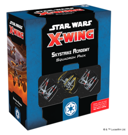 Atomic Mass Games PREORDER: Skystrike Academy Squadron Pack - Star Wars X-Wing 2nd Edition