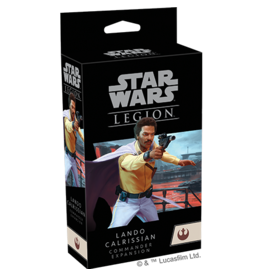 Atomic Mass Games PREORDER: Lando Calrissian - Star Wars Legion
