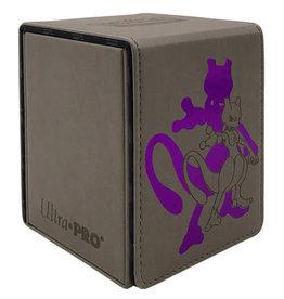 Ultra Pro PREORDER: Mewtwo - Alcove Flip Deck Box - Pokemon