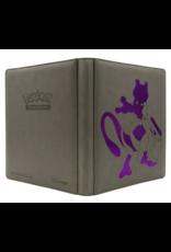 Ultra Pro PREORDER: Mewtwo 9 Pocket Binder - Ultra Pro Premium - Pokemon