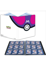 Ultra Pro Master Ball 9 Pocket Binder - Pokemon