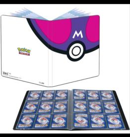 Ultra Pro PREORDER: Master Ball 9 Pocket Binder - Pokemon